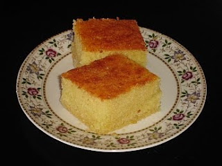 Greek Yoghurt Cake (Yaourtopita) Recipe