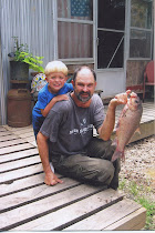 Blaine's First Fish July 2007