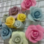 Sugarpaste Roses