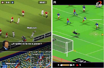 Real Futbol 2011 Para Celular 3