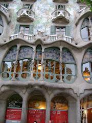 Casa Batlló (Gaudí)