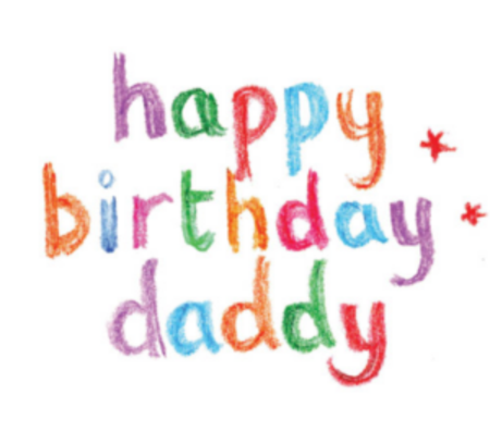 Birthday Message For Dad | Kids Birthday Cakes
