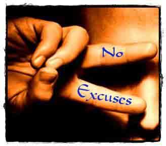 Sin Excusas...