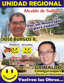 Amigas y amigos  JOSÉ ANTONIO BURGOS RAMOS es la voz