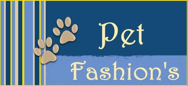 Pet Fashion's