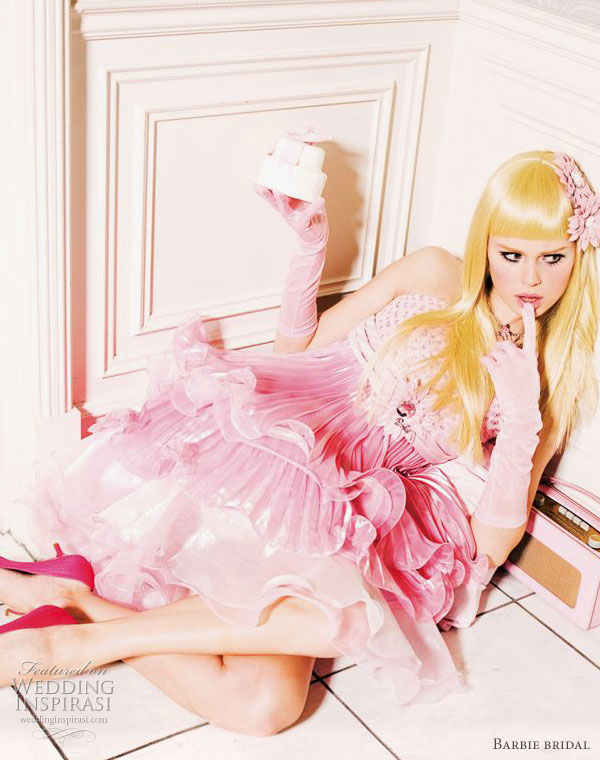 Love it or hate it barbie has been embodying ideal feminitiy for