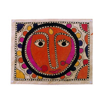 yamuna devi mithila painting india