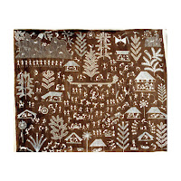 sadashiv mashe warli painting india
