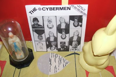 The Cybermen You're to blame 1979 rockaway records punk kbd