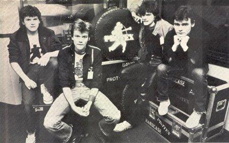 PROTEX Don't ring me up 1978 good vibrations records punk ireland