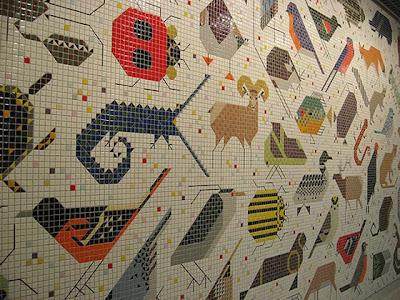 Kickcan conkers just because 6 for Charley harper mural cincinnati