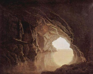 Joseph Wright (1734-1797) - ROMANTICISMO Joseph_Wright_caverna