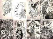 Clases De Tatuajes tatuaje japoneses