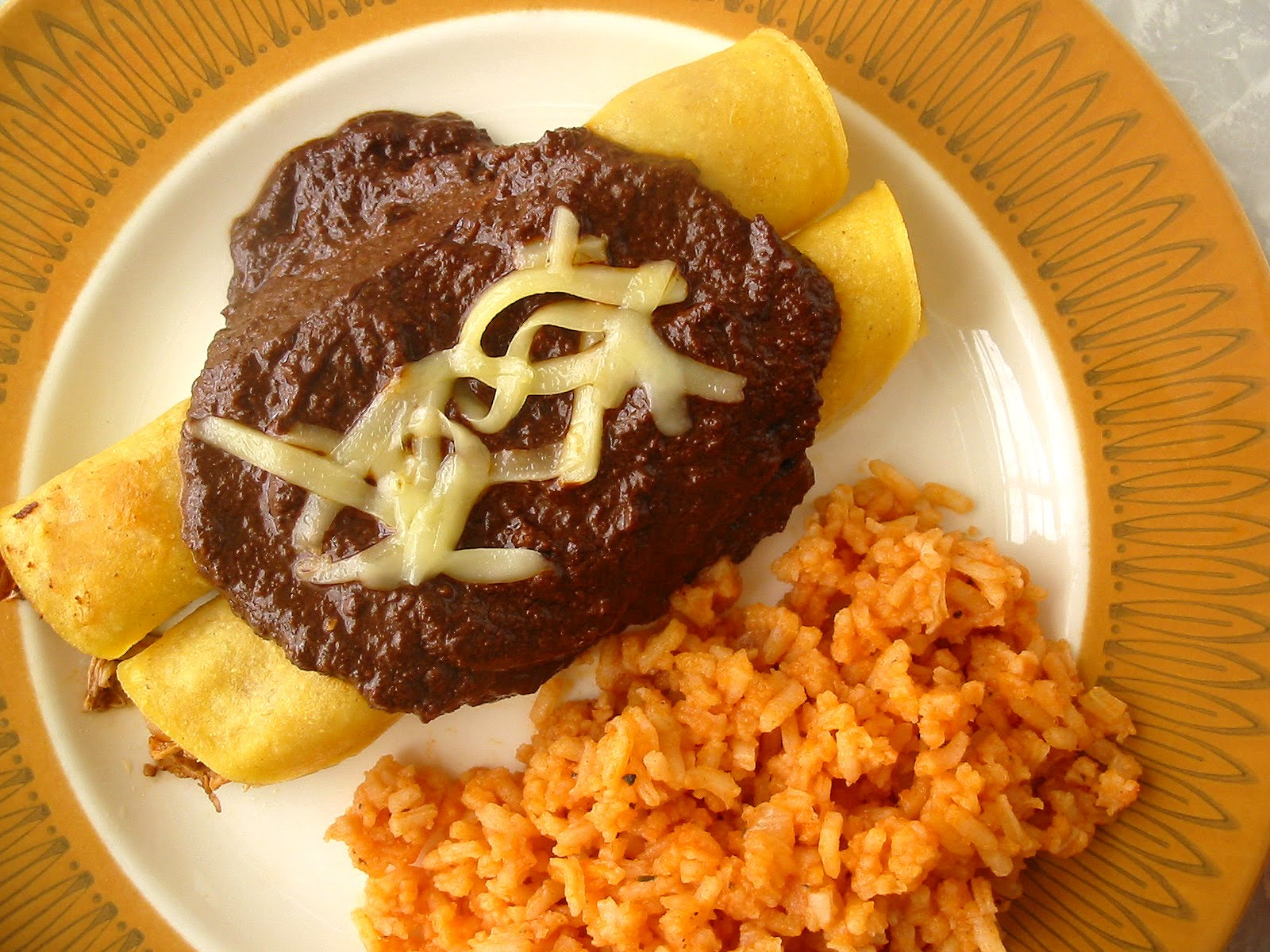 How do you use leftover Mole Poblano? Here are a few more ideas: