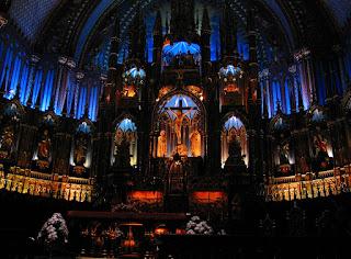Montreal教堂,2002