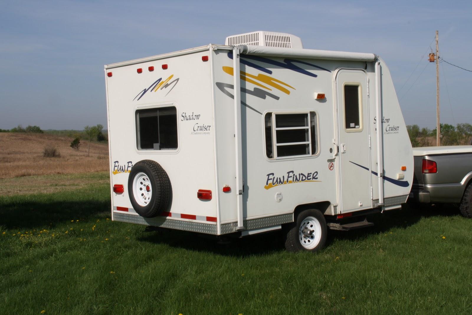small pull behind campers for autos weblog. Black Bedroom Furniture Sets. Home Design Ideas