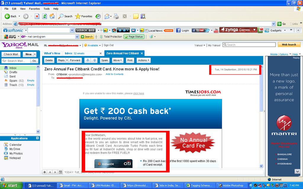 Omurtlak49: Citi Credit Card Mailing Address
