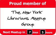 NY Librarians Meetup