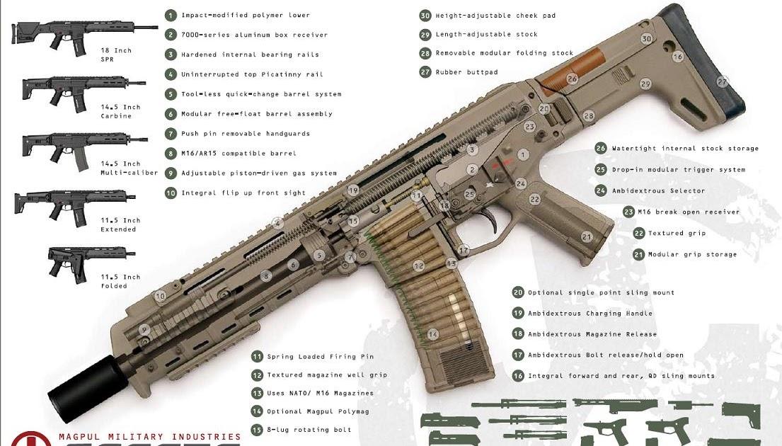 Freedom Of Free Speech  Bushmaster Adaptive Combat Rifle  Acr