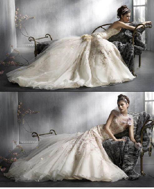 Famous Wedding Dress Designers 2016 89