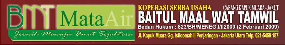 BMT Mata Air Jakarta Utara