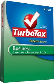 TurboTax Business 2009 for PC