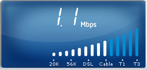 Intel Broadband Speed Test