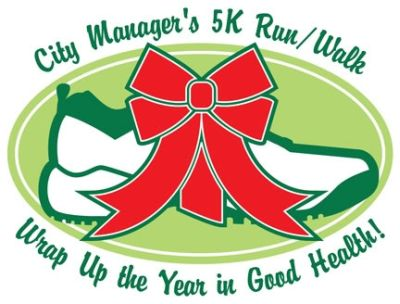 City Manager's 5K run/work