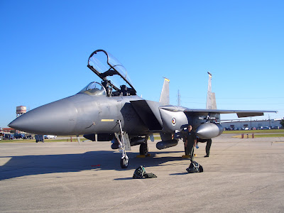 F-15E Strike Eagle - Tail Number 1668