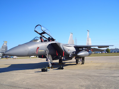 F-15E Strike Eagle - Tail Number 0486