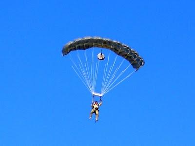 USAF CCT Descending