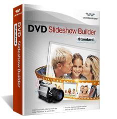 Wondershare DVD Slideshow Builder Standard 6
