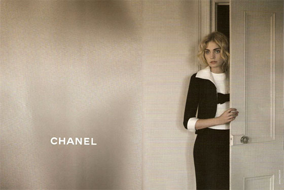 Emma Walsh Design: chanel ad campaigns