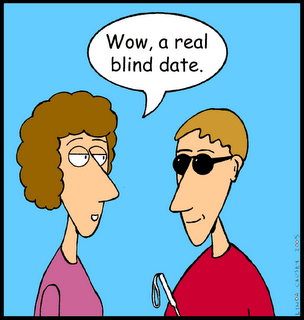 Blind_Date - Have you ever been on a blind date? - Love Talk