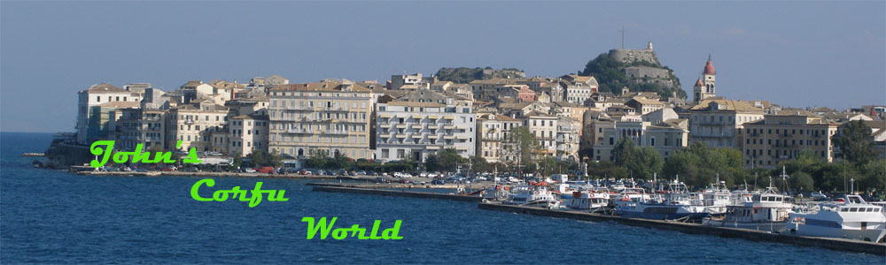 John&#39;s Corfu World