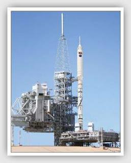 regresan los 60's con los cohetes Arex y el proyecto Orión