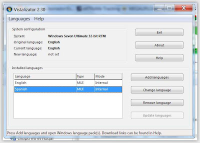 descargar paquete de idioma espanol para windows 7 home premium