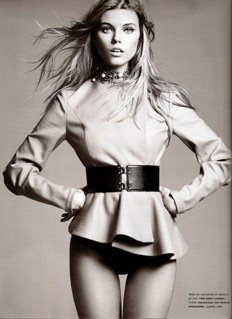 All about Maryna Linchuk (click on the photo)