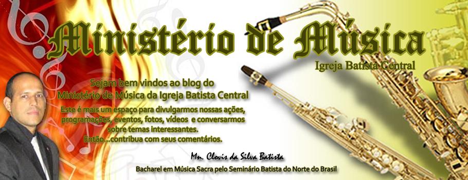 MINISTÉRIO DE MÚSICA D IBC