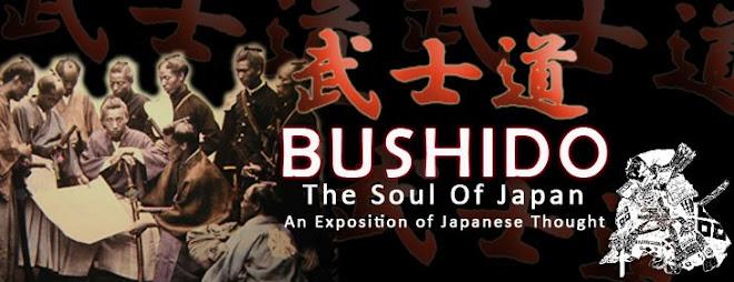 bushido soul of the japan - jiwa bangsa jepang