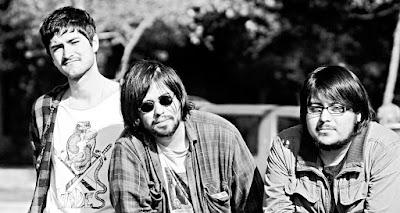 De izquiera a derecha: Felipe Becerra, Maori Pérez y Diego Zúñiga
