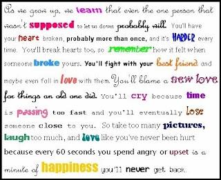 myspace life quotes