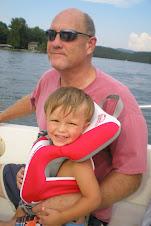 Coleman and Grandpa
