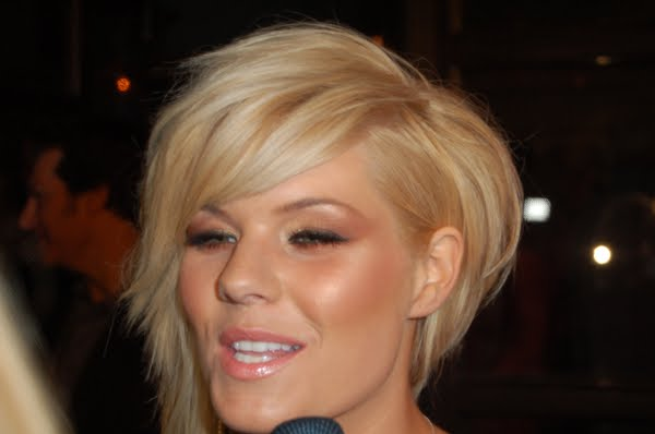 Hairstyles With Bangs | 2015 Short Hairstyles Ideas