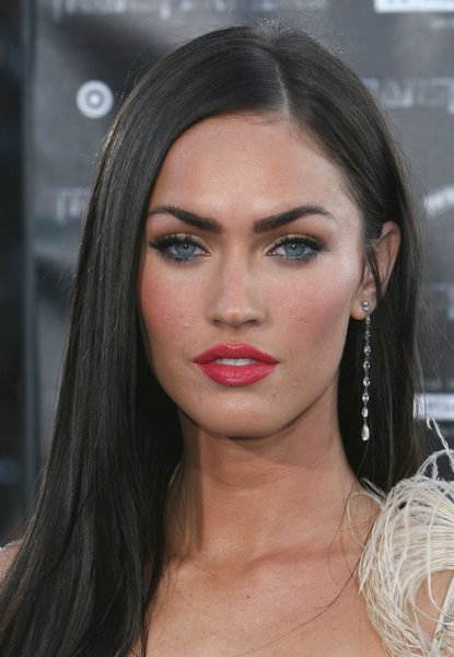 Megan Fox Elegant Hair