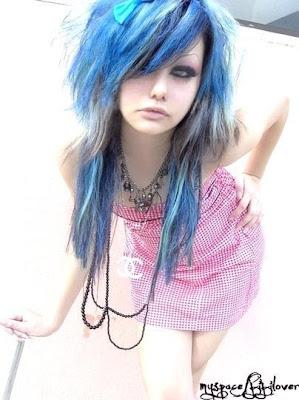 http://3.bp.blogspot.com/_NO2UOMMYKZ0/SPw7JydpKXI/AAAAAAAAB3Q/1D26oikBo6k/s400/Blue+Scene+Hairstyle.jpg