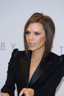 Victoria Beckham fashion haircut Styles