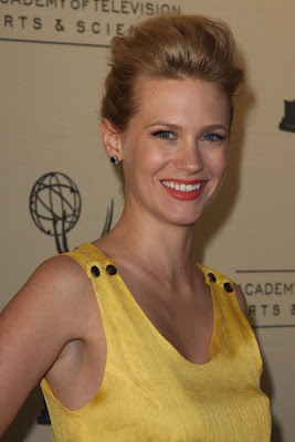 January Jones Hairstyles