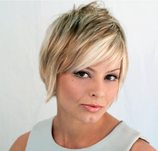 trendy short hairstyles 2010 pictures