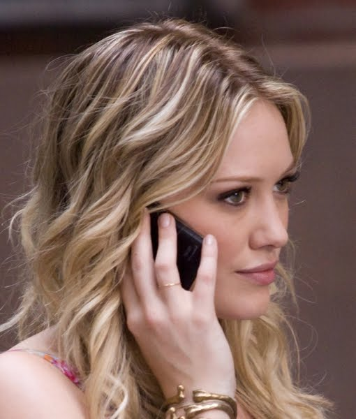 hairstyles hilary duff trendy